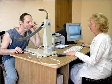 Діагностика катаракти в єкатеринбурзі