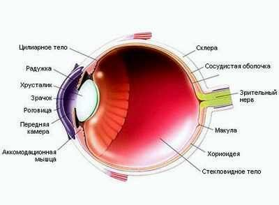 Фізичні вправи при катаракті