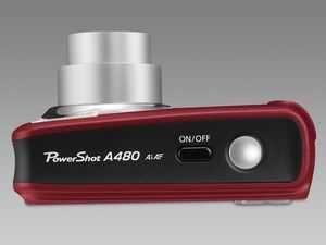 Фотоапарат створений за моделлю очі
