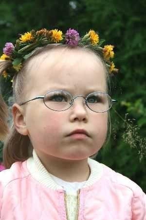 Як зберегти зір дитини