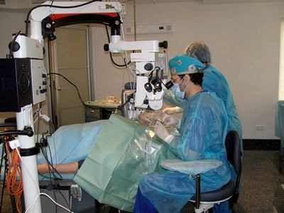 Клініка федорова лікування катаракти відгуки