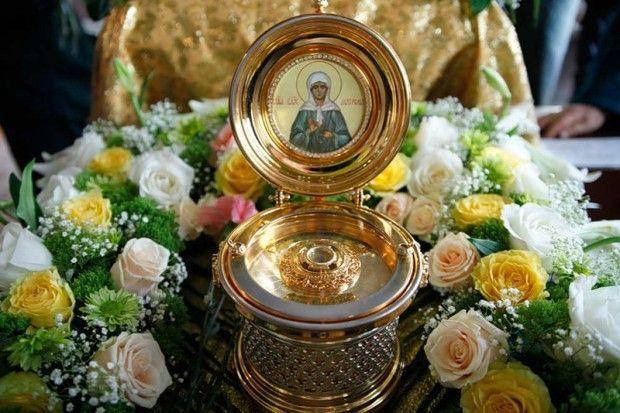Молитва про вагітність матрони московської