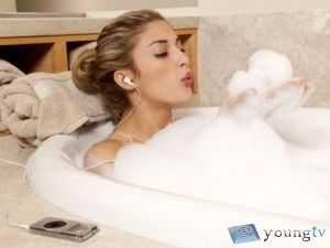 Приймаючи ванну можна поправити здоров`я