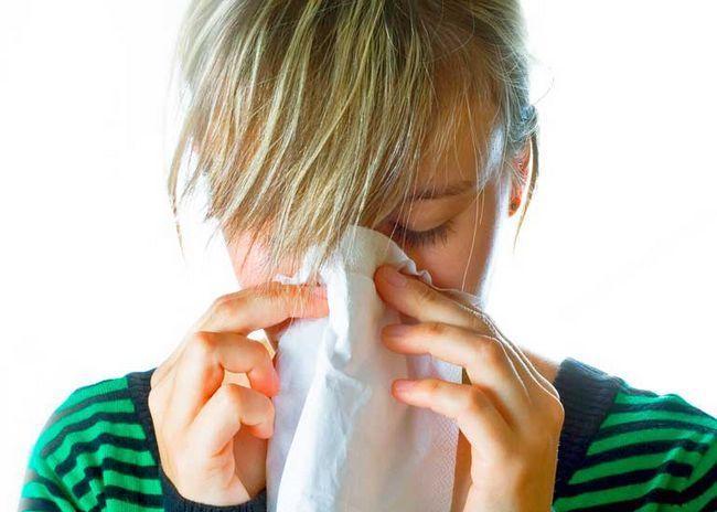 Симптоми, причини і народні засоби від гаймориту